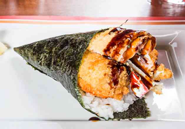 Temaki Hot Roll