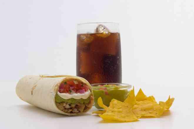Combo 3 (Burrito Clássico)