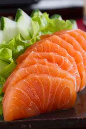 Sashimi de Salmão (17 fatias)