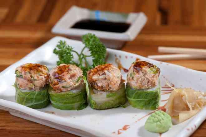 Acelgamaki Tuna Grill  - 4 Unidades
