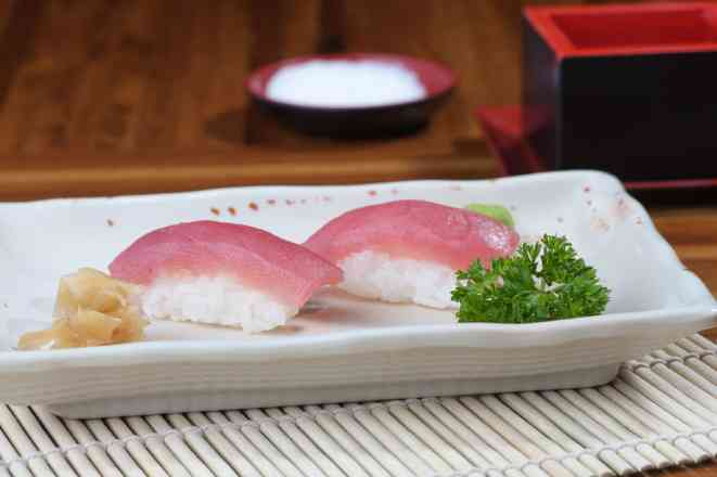 Par Sushi Magurô  - 2 Unidades