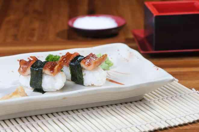 Par Sushi Unagui  - 2 Unidades