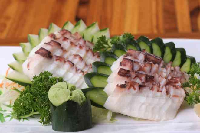 Sashimi Takô - 10 Fatias