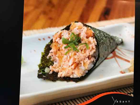 Temaki Salmão Grelhado - Normal