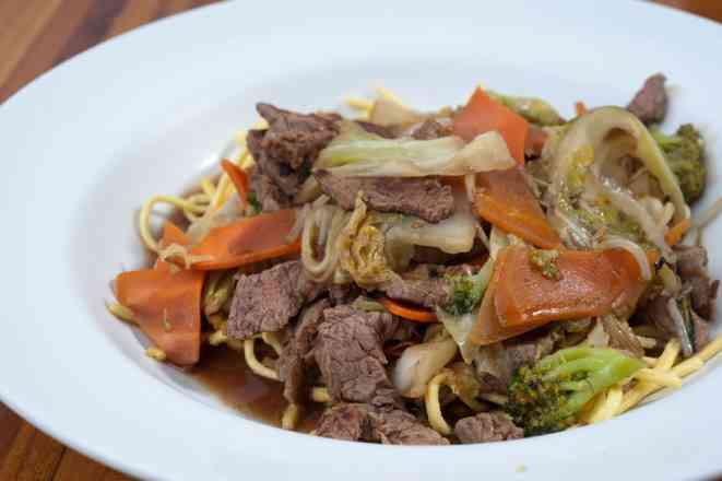 Yakissoba Carne