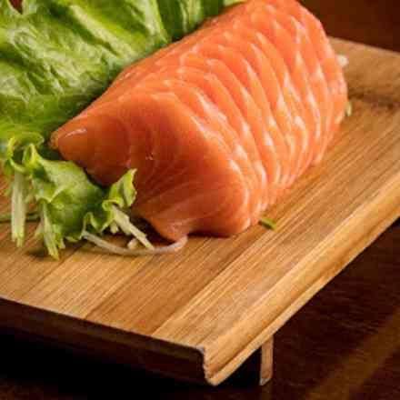 Sashimi de Salmão - 12 Fatias