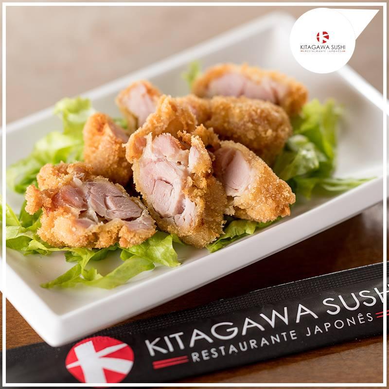 Chicken Katsu c/ Arroz e Missoshiro