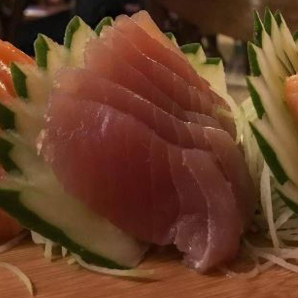Sashimi de Atum - 12 Fatias