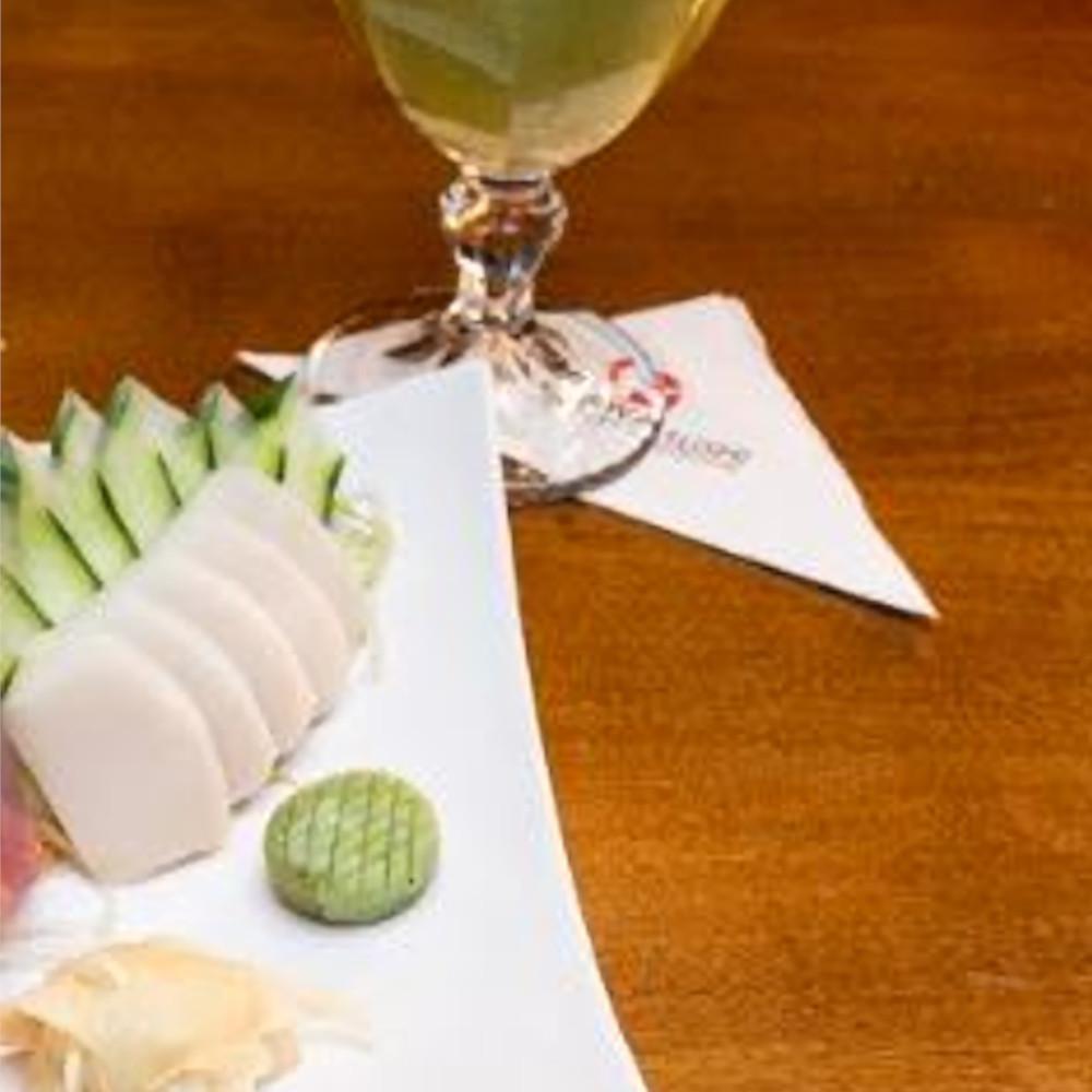 Sashimi de Peixe Branco - 12 Fatias